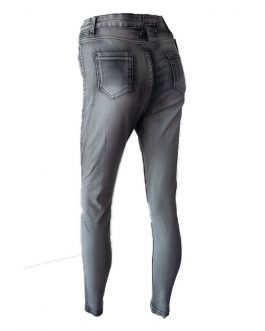 Ladies Jean High Waist