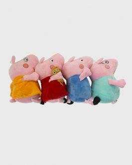 Peppa pig Family Members Soft Toys