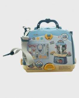3 in 1 Combination – Fun Medical Carry to go  playset